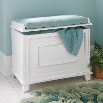 Muebles de ba o modernos multihogar alicante - Bancos de madera para banos ...