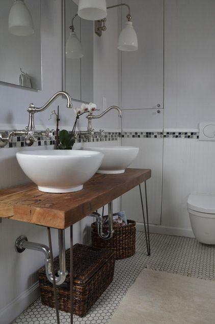 Muebles De Baño Alicante:DIY Bathroom Vanities with Vessel Sink
