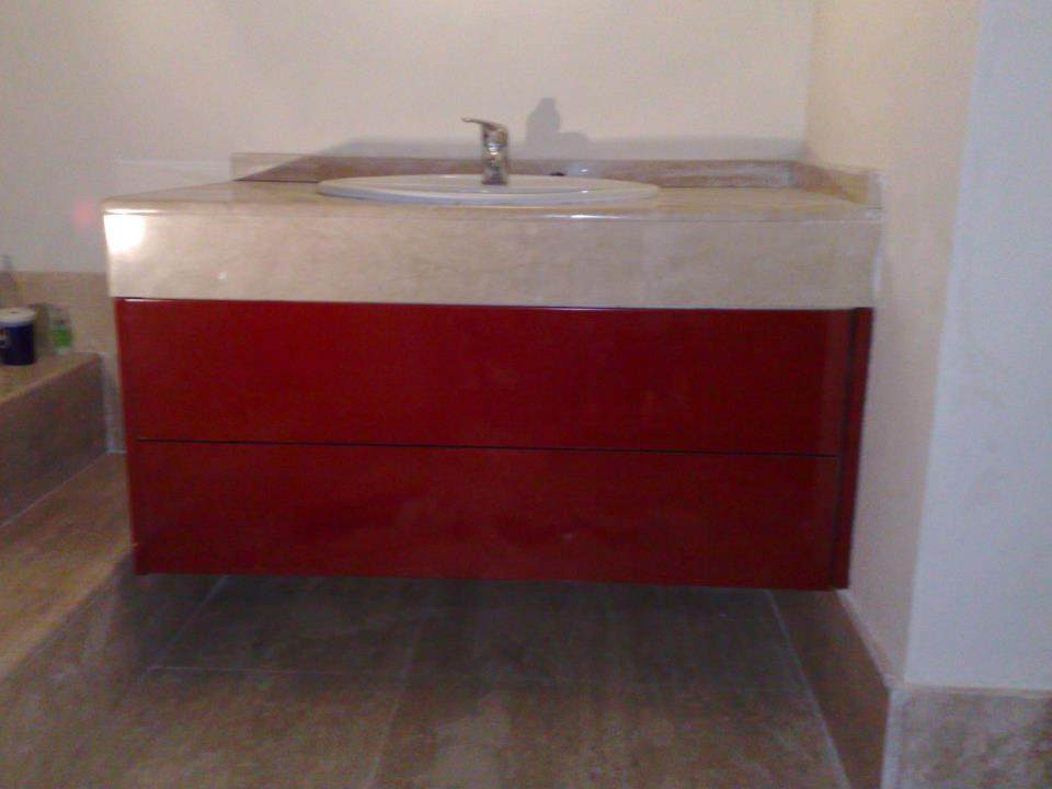 Ideas para muebles de ba o multihogar alicante - Muebles de bano alicante ...