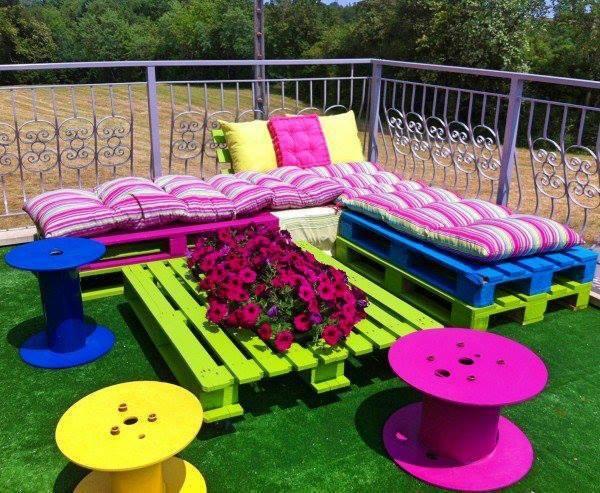 muebles terraza | MultiHogar Alicante